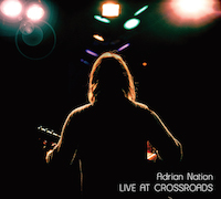adrian nation - live at crossroads