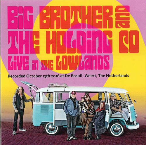 big brother & the holding co - live in the lowlands