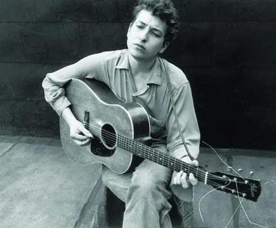 bob dylan begin jaren 60