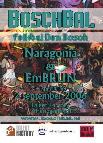 boschbal 2 september 2006