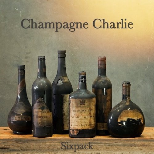 champagne charlie - sixpack