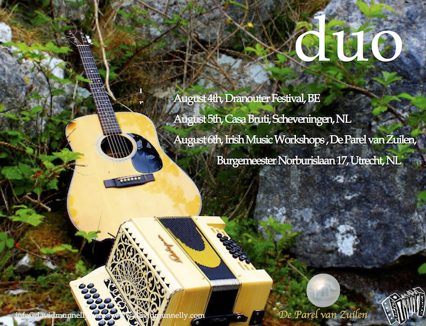 david munnelly duo affiche