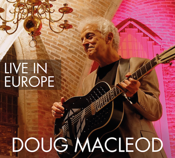 doug macleod - live in europe cd