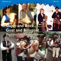 Gajdy and Bock / Goat and Billygoat, Bagpipes from Central Europe
