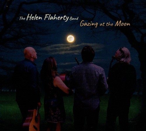 helen flaherty band - gazing at the moon