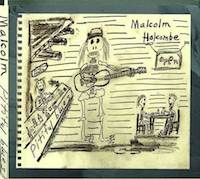 malcolm holcombe - pitiful blues