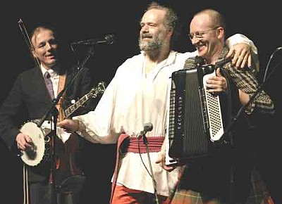 the old rope string band