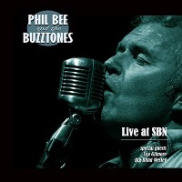 phil bee & the buzztones - live at sbn