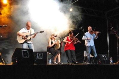 rallion op het forli festival in italie - foto roberto piruccio