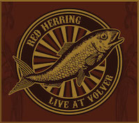 red herring - live at volver