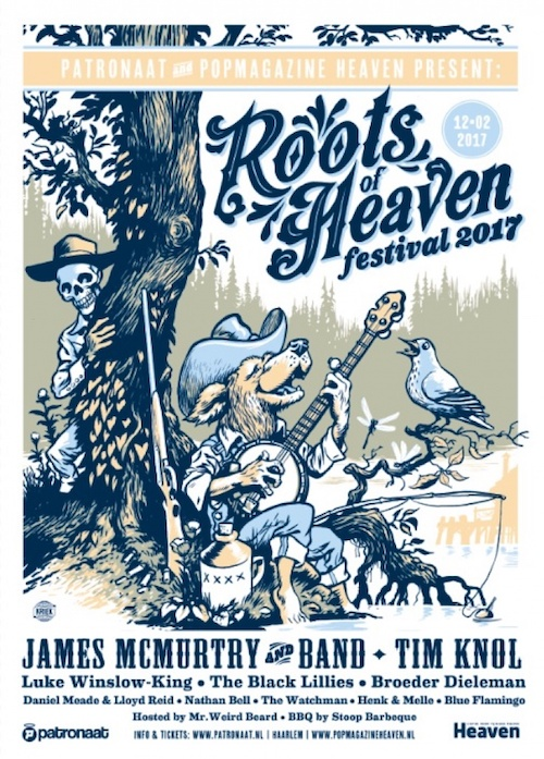 Roots of Heaven 2017 affiche