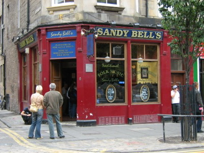 sandy bell's