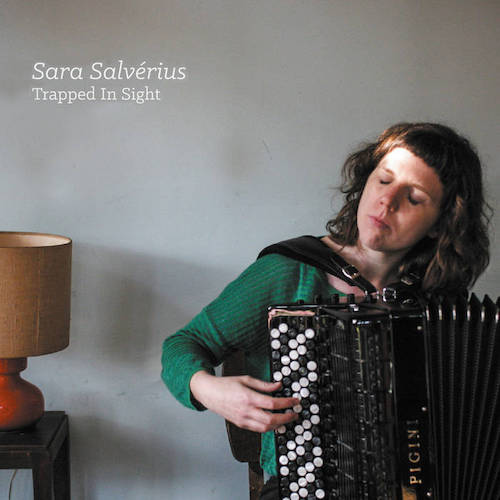 sara salverius - trapped in sight