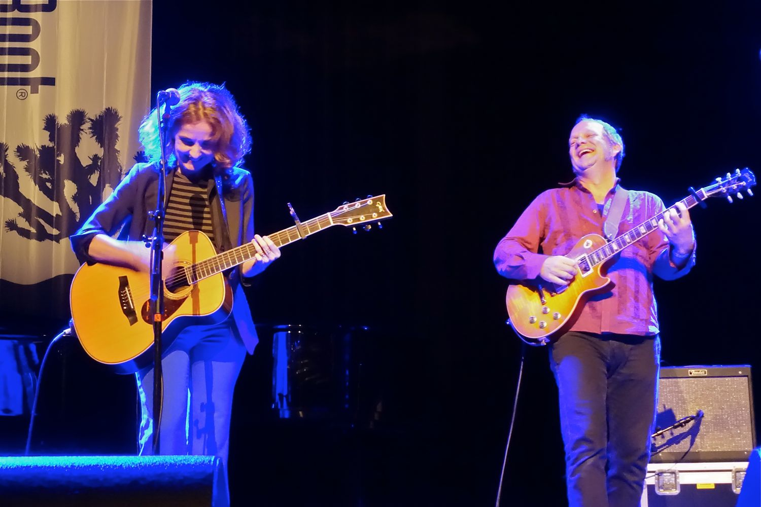 Patty Griffin & Dave Pulkingham