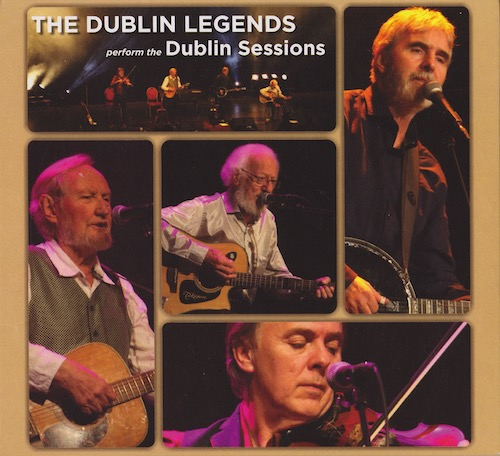 the dublin legends perform the dublin sessions