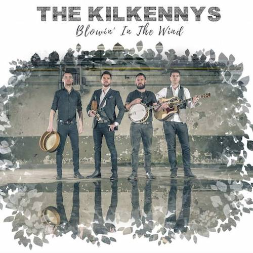 the kilkennys - blowin' in the wind
