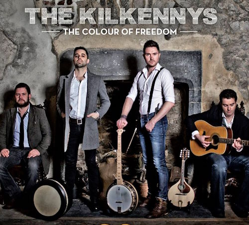 the kilkennys - the colour of freedom