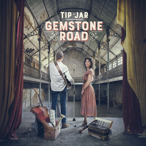 tip jar - gemstone road vinyl