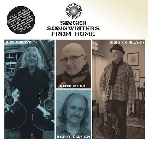 various artists - singer-songwriters from home